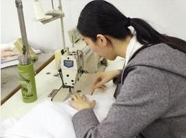 2017安莉芳中国国际居家衣饰原创设计大赛打版进行时