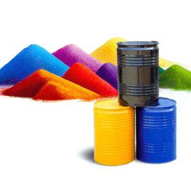 回收化工染料