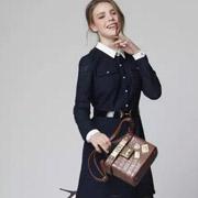 凯迪米拉女装春季时尚搭配盛装来袭 为你的二月穿衣支招