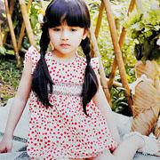 的纯童装 每个女孩都可以像公主