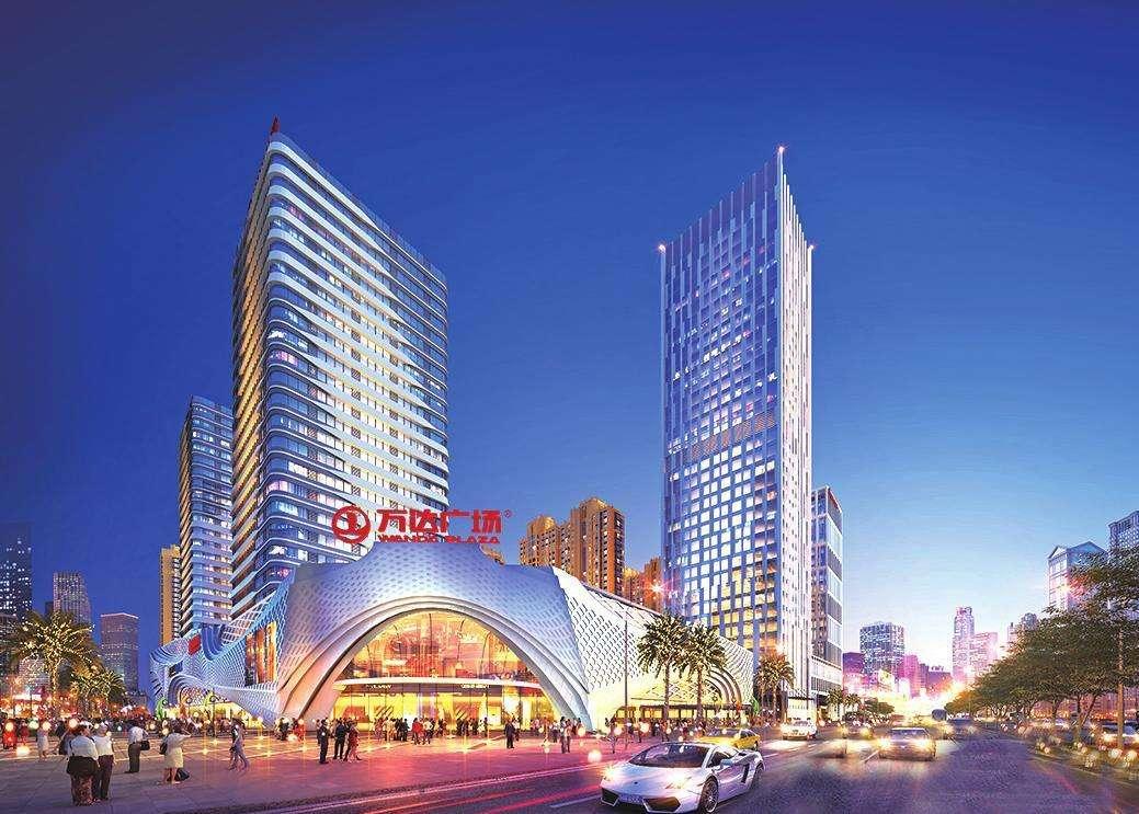 万达继续扩张河南市场 2017年新开业3个万达广场