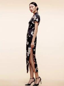 花禅中国风旗袍服饰