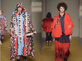 曾趾高气扬的米兰时装周正和伦敦时装周抢夺设计师