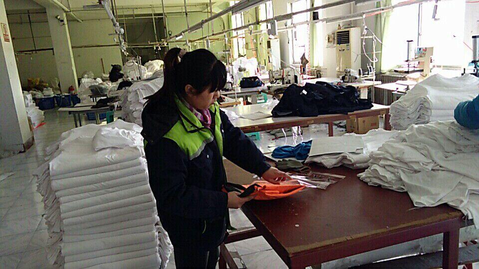 中山制衣廠服裝廠