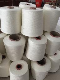 32s/1毛涤针织纱线