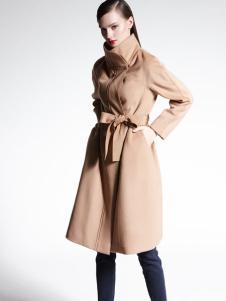 适时雅集新款时尚摩登大衣