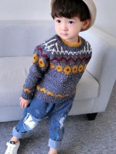酷小鸭童装毛衣