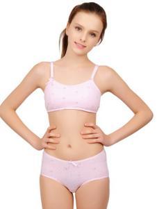 可娃衣吊带少女粉色抹胸系列