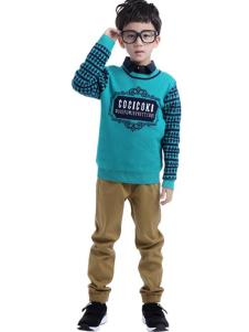 CociCoki可趣可奇童装男童针织衫