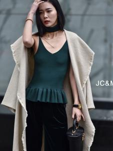 玛斯卓拉2017年新款女装外套