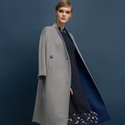 迪索怡女装 早春必败的长款大衣