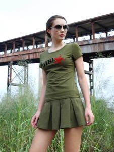 军之旅水兵舞服饰