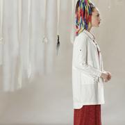 约布女装 红色单品的N种穿法