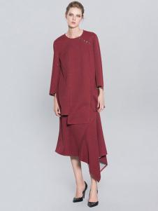例外女装连衣裙