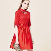 玛琪雅朵女装2017早春新品 静享春意盎然