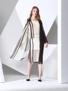 凯伦诗2017年春夏连衣裙