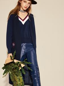 西蔻17春新款时尚外套