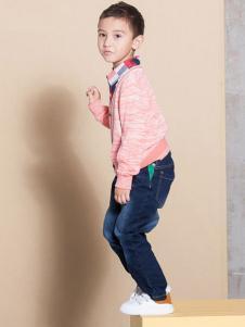 玛米玛卡童装男童针织外衫