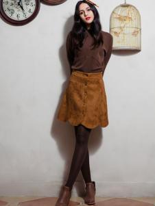 MAXTINA玛仙娜女装伞裙