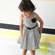 米雅星童装时尚穿搭手册 你就是时尚小淑女!
