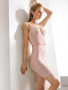 莱特妮丝新款粉色时尚美体衣