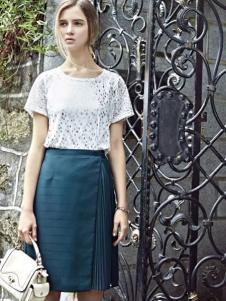 米拉格女装包臀半裙
