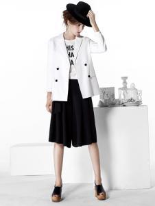 thoth索思2017春夏新品白色外套