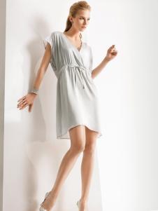 莱特妮丝新款春夏时尚真丝睡衣