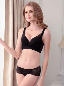 Nusin女神2016新款黑色套装