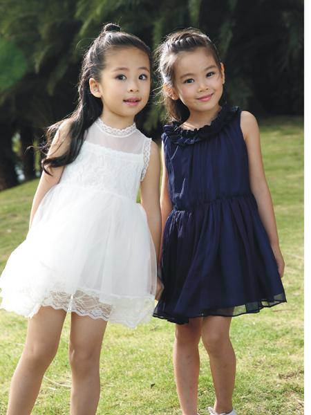 吉象贝儿时尚童装17夏季新款