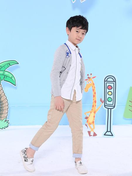 2017班吉鹿男装外套