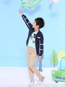 2017班吉鹿印纹外套
