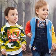 棉之子童装早春时尚搭配 辣妈们准备好了么?