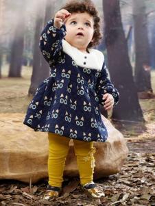 棉之子童装女童裙装