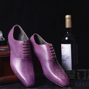 角度订制手工男鞋-为什么要选择手工定制鞋