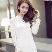 千姿惠女装 白色裙装高雅靓丽