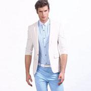 来一件男孩制造MIB男装西服 打造你的绅士范儿