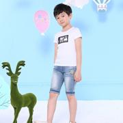 热烈祝贺广东清远林女士成功签约班吉鹿童装!