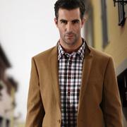 富绅男装 职场的时尚穿搭