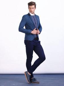 男孩制造MIB男装休闲西服外套