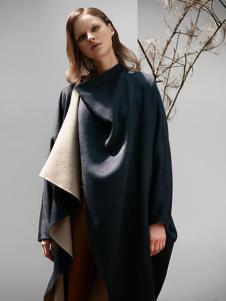 凝素女装个性大衣