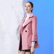 欧若朵尔女装新品 甜美粉色的时尚范儿!