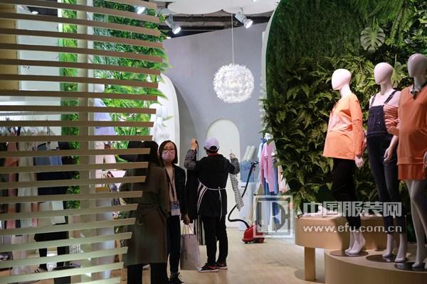 CHIC2017春季 中国服装网用镜头带你抢先洞悉时尚