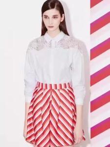 诺兰贝尔女装白衬衫
