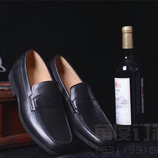 量脚定做手工皮鞋,角度订制专属订制鞋履