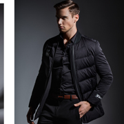 贝克狮丹男装 打造魅力男士的时尚造型