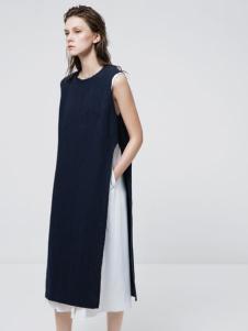 KENNY扣扣17夏设计师范连衣裙