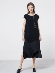 KENNY扣扣2017夏新款时尚连衣裙