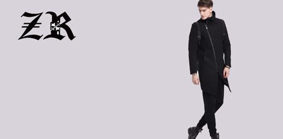 ZR男装,时尚男装,潮流男装加盟