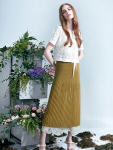 红贝缇2017春夏新款时尚两件套
